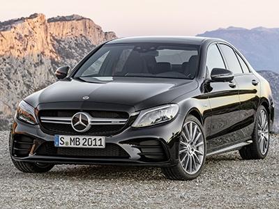 Mercedes-AMG сделал C 43 мощнее