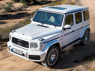 Mercedes опубликовал цены на новый «заряженный» G-Class