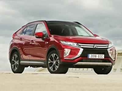 Mitsubishi назвала российские цены на Eclipse Cross