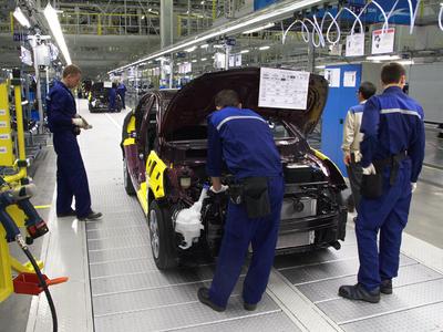 Новый завод Hyundai запустят в России в течение трёх лет