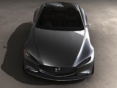Официально: Mazda возрождает роторный мотор