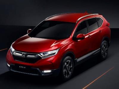 Рассекречены европейские спецификации нового Honda CR-V