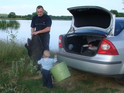 Штраф за мойку автомобиля в реке станет гигантским