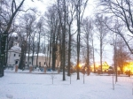 Солнечная и морозная погода ожидается в Подмосковье в первые дни весны