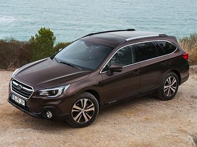Subaru опубликовала цены на обновленный Outback