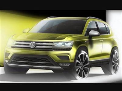Volkswagen будет собирать вРоссии новый «народный кроссовер»