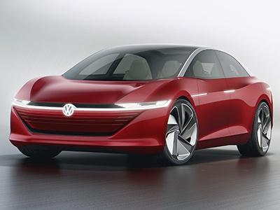 Volkswagen представил прототип седана из 2022 года