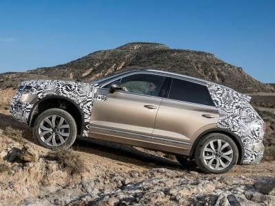 Volkswagen выпустил видеоролик в поддержку нового Touareg