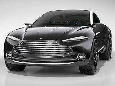 Aston Martin отказывается от электропривода для нового кроссовера