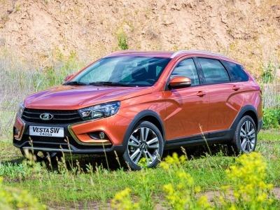 Lada запустила продажи универсалов Vesta в Европе