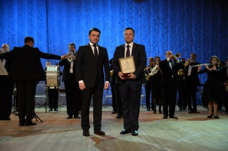 Губернатор провел встречу с представителями УИКов и ТИКов Подмосковья