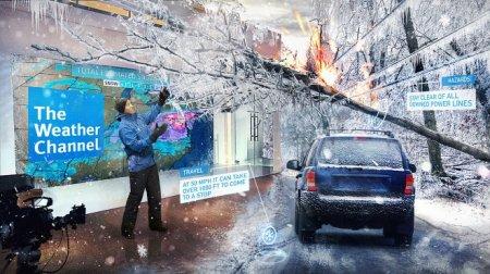Компания The Weather Group намерена превратить прогноз погоды в увлекательное шоу