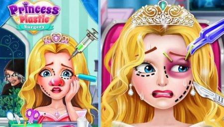 В Интернете разгорается скандал вокруг детских игр о пластической хирургии