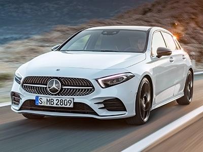 Mercedes-Benz объявил цены на новое поколение A-Class