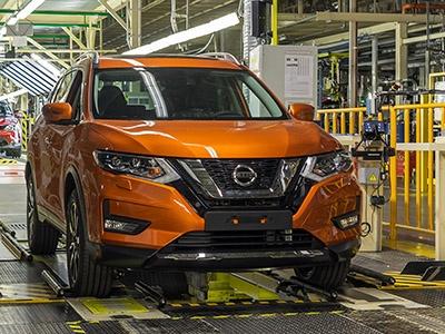 Nissan планирует запуск еще одной модели на заводе в Санкт-Петербурге