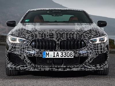 Раскрыты новые подробности о BMW 8 Series