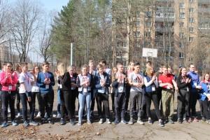 Региональный образовательный лагерь с участниками детско-юношеских военно-патриотических общественных движений Московской области