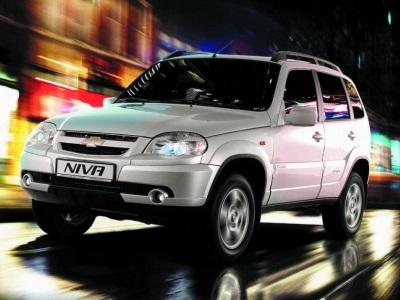Сборка Chevrolet Niva приостановлена: автомобили не из чего делать