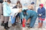 В Зарайске проходят практические тренировки по эвакуации людей и отработке действий при пожаре