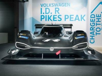 Volkswagen покорит Пайкс Пик на электропрототипе