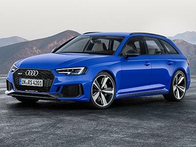 Audi раскрыла цены на супер-универсал RS4 Avant