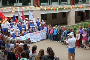 Детско-юношеский легкоатлетический сверхмарафон пройдет через Московскую область