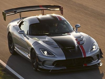 Dodge готов вернуть легендарный Viper в производство