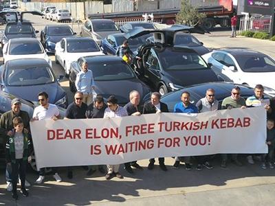Илон Маск: До конца года запустим продажи Tesla в Турции
