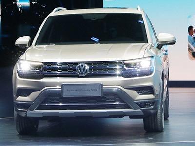 «Народный кроссовер» Volkswagen для России получил имя идату продаж