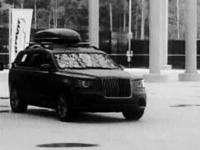 Обнародован снимок русского премиального внедорожника «Комендант»