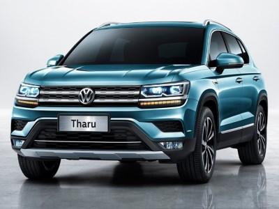 Раскрыта внешность «всенародного» кросса Volkswagen Tharu