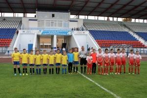 Результаты 1 тура Первенства Московской области по футболу