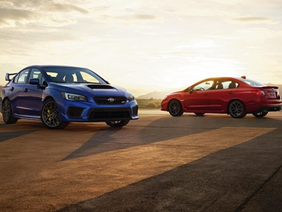 Subaru показала обновленные седаны WRX и WRX STI
