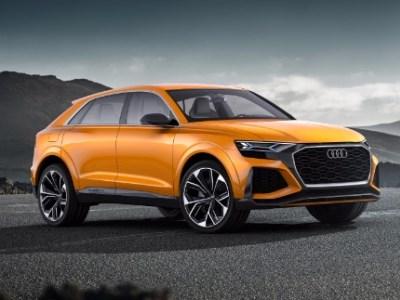 Audi окончательно рассекретила облик кроссовера Q8