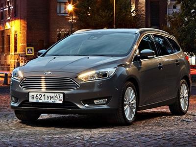 Ford начинает российские продажи обновленного Focus