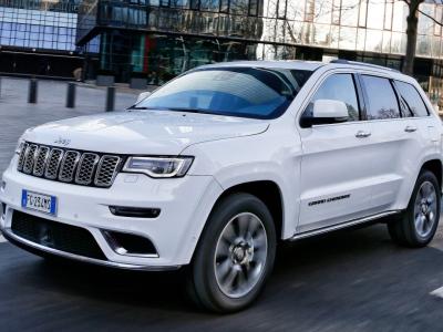 Jeep Grand Cherokee переведут на платформу от Alfa Romeo