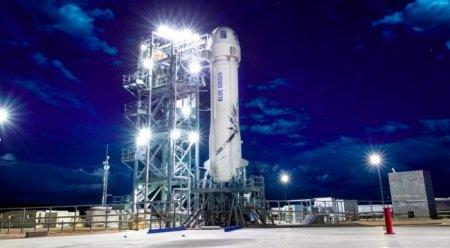 Blue Origin начнет продавать билеты в космос в следующем году