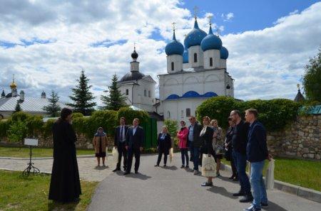 Комиссия при Минкульте РФ посетила Серпухов, чтобы принять решение о его включении в Золотое кольцо