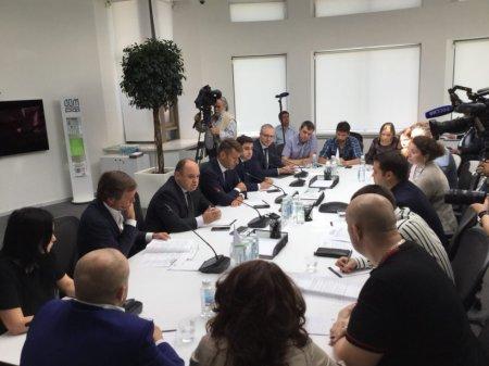 Минстрой провел встречу с участниками долевого строительства Подмосковья