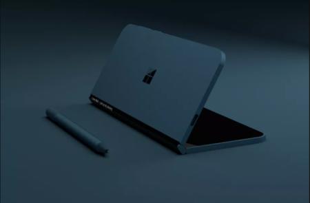 Секретный «карманный» Surface от Microsoft будет со складным экраном