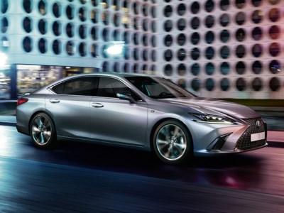 Новое поколение Lexus ES готовится к приходу в Россию