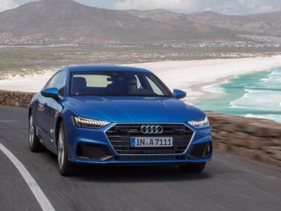 Новый Audi A7 Sportback доступен для заказа в России