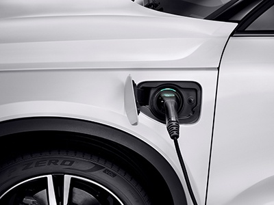 Первым электрокаром Volvo станет кроссовер XC40