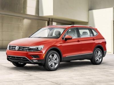Удлинённая версия Volkswagen Tiguan метит в Россию