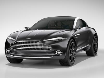 Aston Martin почти готов к выпуску кроссовера