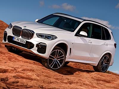 BMW объявил цены на новый X5 и назвал дату старта продаж
