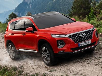 Характеристики нового Hyundai Santa Fe для России полностью раскрыты