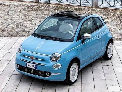 Итальянцы возродили легендарного «пляжника» Fiat 500 Spiaggina