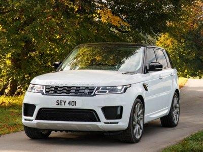 Land Rover «освежит» Range Rover Sport