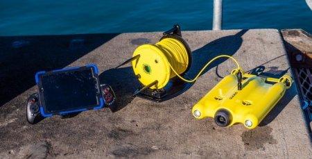 Дрон Gladius Advanced Pro позволит исследовать подводный мир в безопасности